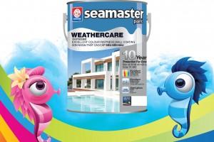 Sơn SEAMASTER ra mắt sản phẩm mới với ưu điểm vượt trội