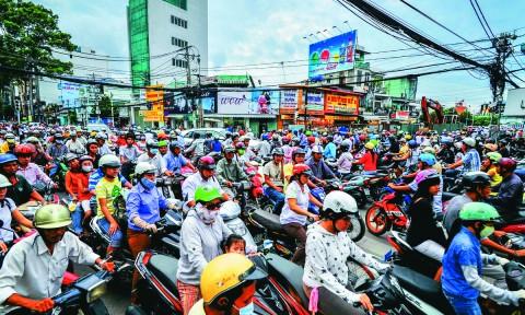 Đánh giá tác động giao thông của công trình cao tầng khu vực nội đô lịch sử