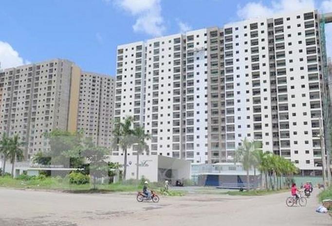 TP. Hồ Chí Minh đang xuất hiện tràn lan việc quảng cáo chung cư cao cấp, hạng sang, siêu sang. Nguồn: Internet