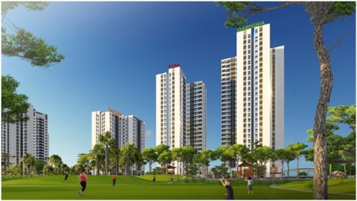 Chủ đầu tư Hồng Hà Eco City có chính sách khuyến mại hấp dẫn dịp cất nóc tòa Rosa