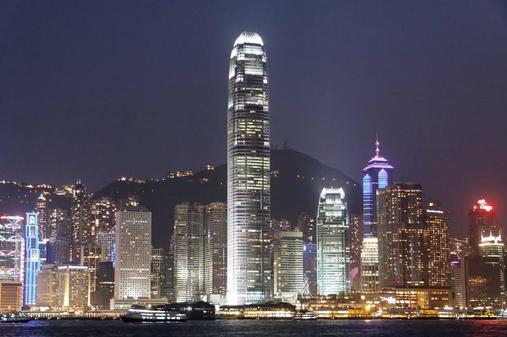 Trung tâm Tài chính Hong Kong