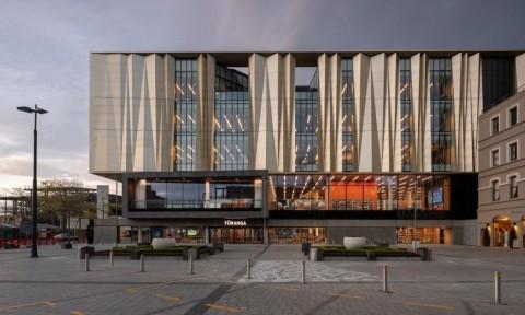 Thư viện Tūranga do Schmidt Hammer Lassen thiết kế