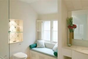 7 màu sơn đẹp cho nội thất phòng tắm