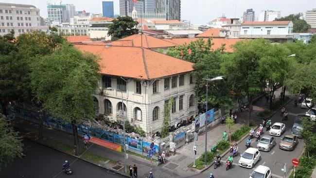 Dinh Thượng Thơ tại quận 1 TPHCM (Ảnh TL MTĐT)