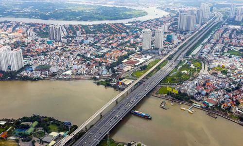 Các khu mua sắm mới của Sài Gòn đang có xu hướng dịch chuyển ra ngoài trung tâm. Ảnh: Quỳnh Trần