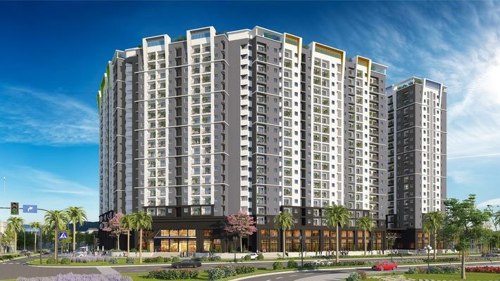 Hope Residences xây dựng tại khu đất rộng 20.003m2 với 5 tòa nhà quy mô 21 tầng nổi.