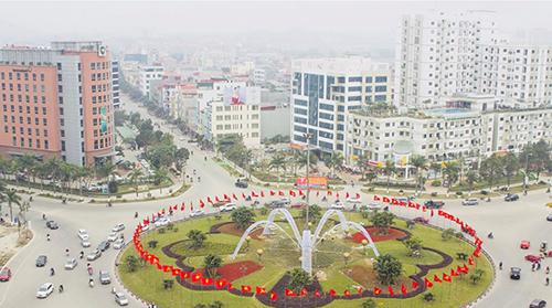 Nhiều công trình, dự án chung cư mọc lên tại Bắc Ninh trong thời gian qua. Ảnh: UBND tỉnh Bắc Ninh