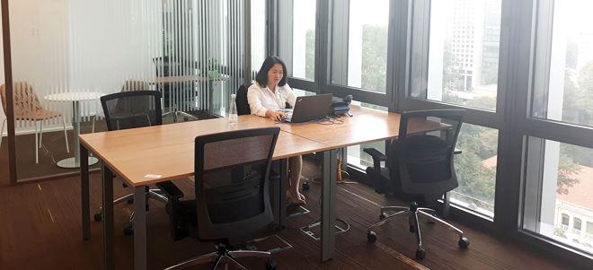 Không gian làm việc linh hoạt và văn phòng chia sẻ hiện đang dần thay thế mô hình văn phòng truyền thống