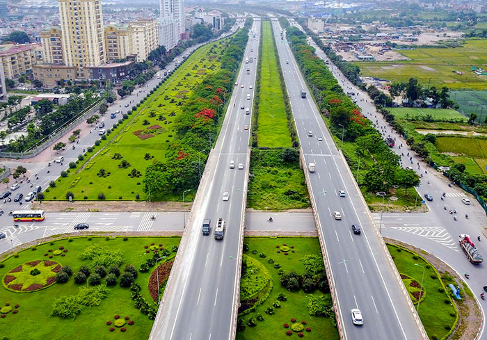 Theo quy hoạch đến 2025, phía Tây sẽ trở thành trung tâm tri thức và công nghệ cao của Hà Nội