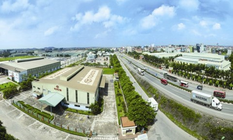 Cơ hội mới cho bất động sản công nghiệp