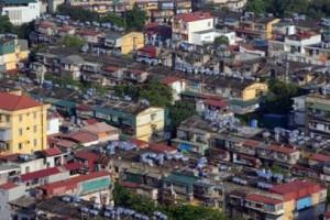 Hà Nội xin tự quyết tầng cao khi cải tạo chung cư