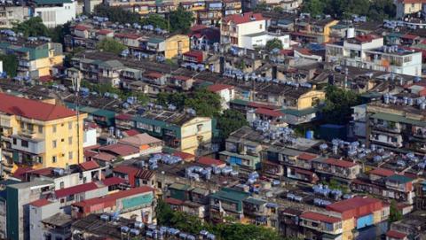 Hà Nội xin được tự quyết tầng cao, quy mô dân số khi cải tạo chung cư cũ.