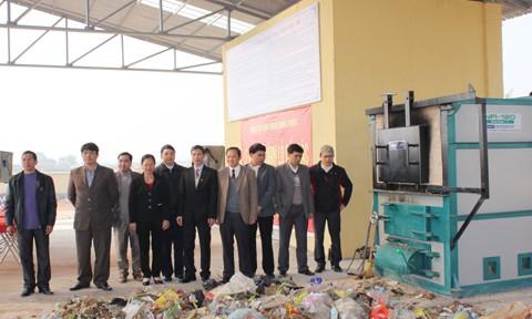 Các công nghệ đốt rác chưa được kiểm duyệt tại Việt Nam