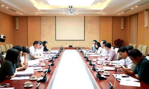 Bộ Xây dựng làm việc với Ủy ban của Quốc hội về dự thảo Luật Kiến trúc