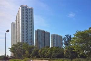 """Cận cảnh chung cư 5 """"sao"""", giá bình dân Gelexia Riverside Tam Trinh"""