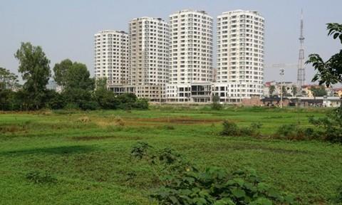 Thị trường bất động sản Hà Nội tiếp tục phát triển ổn định