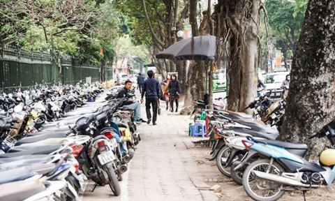 Gỡ điểm nghẽn quy hoạch Hà Nội