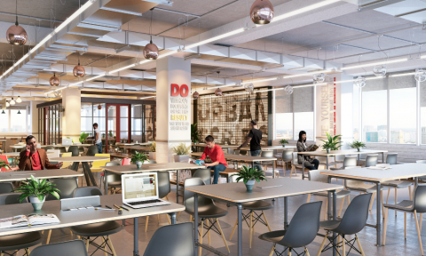 Văn phòng dành cho startup – kênh đầu tư mới năm 2018