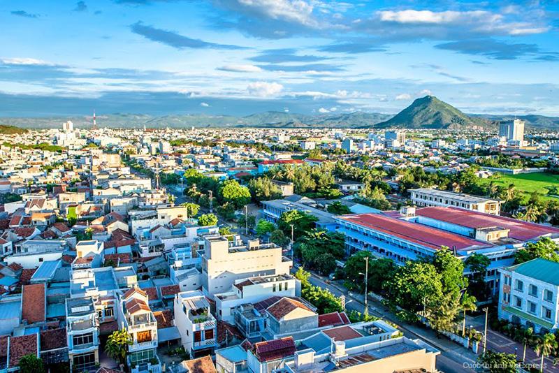 Phú Yên đang được xem là điểm đến phát triển BĐS nghỉ dưỡng đầy tiềm năng (Ảnh internet)