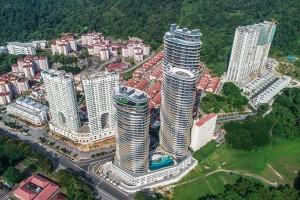 Khám phá cặp tòa tháp Sinuous độc đáo ở Malaysia