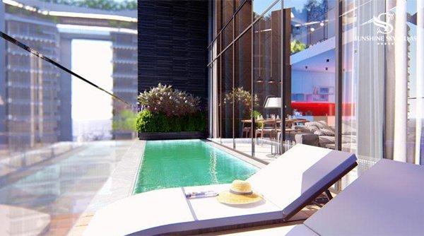 Sky Villas thế hệ mới được hiểu đơn giản là nơi mang đến những trải nghiệm nghỉ dưỡng không giới hạn với số lượng không cần giới hạn