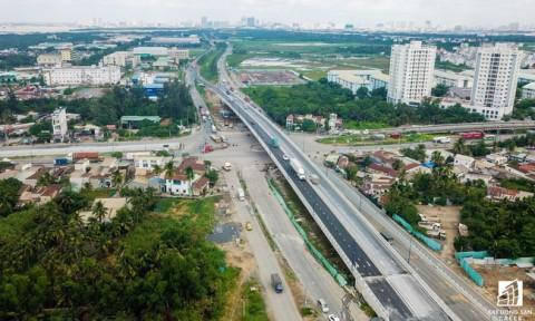 Thị trường bất động sản TPHCM: Nóng lại khu Đông