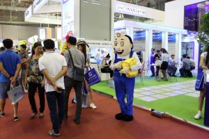 Hơn 1.500 gian hàng tham gia Vietbuild TP Hồ Chí Minh 2018 – Lần thứ 3