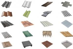 Các loại vật liệu lợp cho mái nhà