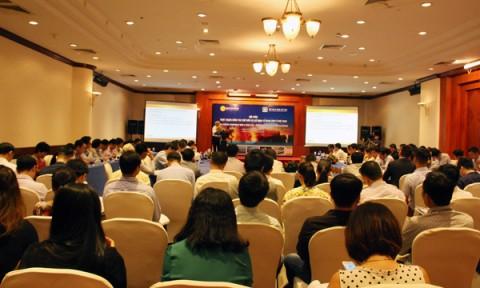 Hội thảo thực trạng công tác chế biến và sử dụng xỉ gang thép ở Việt Nam