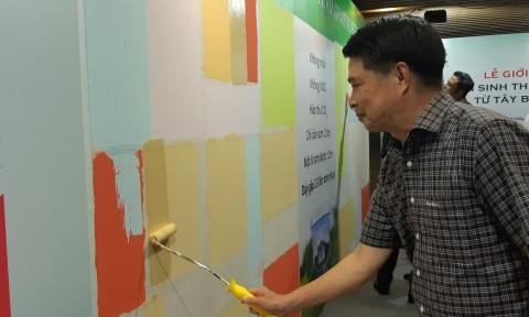 Sơn Graphenstone – Giải pháp sơn xanh cho ngôi nhà