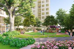 Anland Premium, không gian sống xanh