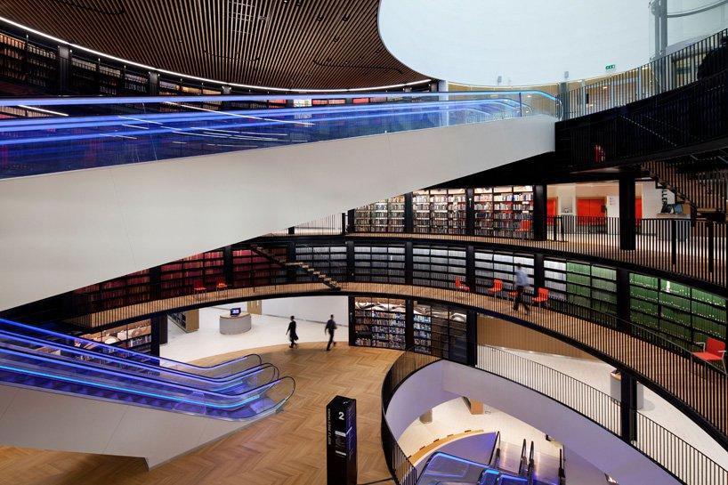 Thư viện Birmingham (ảnh: Mecanoo)