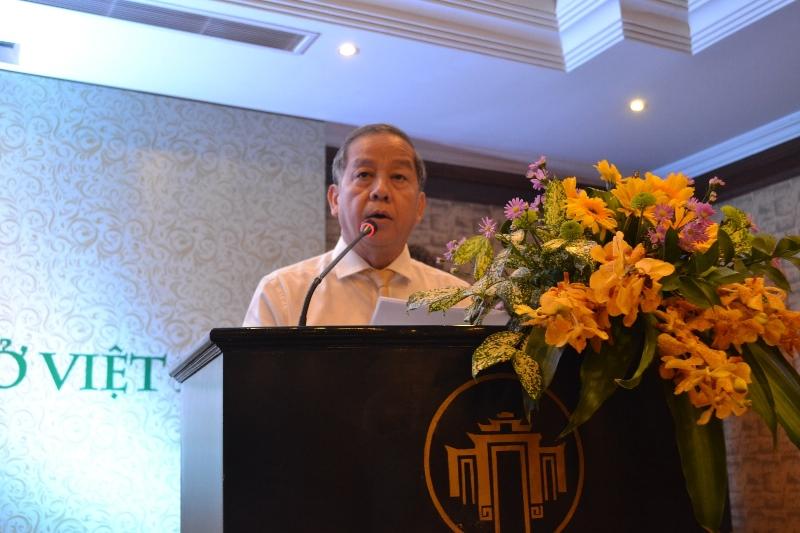 Ông Phan Ngọc Thọ - Chủ tịch UBND tỉnh Thừa Thiên - Huế phát biểu chào mừng