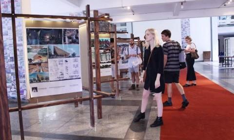 """Đại học Kiến trúc TP Hồ Chí Minh: """"Bội thu"""" tại giải Loa Thành năm 2018"""