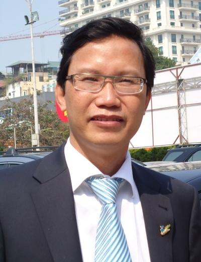 TS.KTS Nguyễn Đình Toàn- Thứ trưởng Bộ Xây dựng