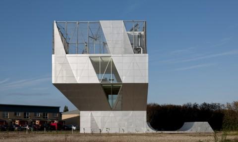 Trung tâm Cộng đồng Herstedlund/Dorte Mandrup