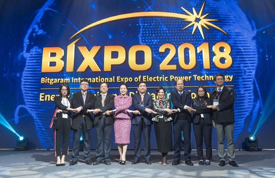 Đoàn Việt Nam tham dự BIXPO do GS Trần Thọ Đạt làm trưởng đoàn