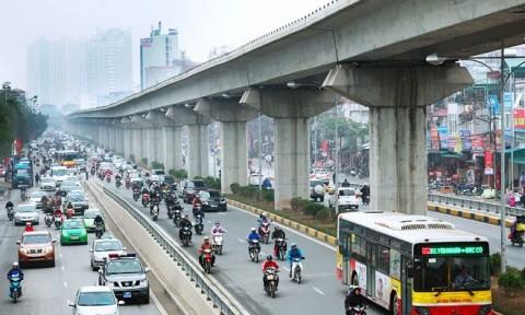 Đường sắt đô thị 5 tỷ USD: Chậm trễ là tăng nợ, mất động lực phát triển