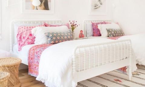Loạt nội thất cho phòng ngủ tuyệt xinh cho bạn gái