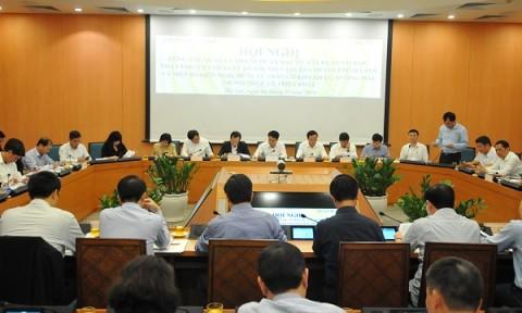 Hội nghị Công tác quản lý Nhà nước về đầu tư xây dựng cơ bản, phát triển và quản lý đô thị