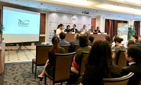 Dulux Professional lần thứ 2 đồng hành cùng  Giải thưởng Bất động sản Việt Nam