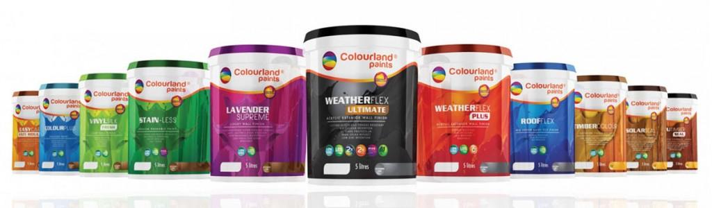 Sản phẩm sơn Colourland