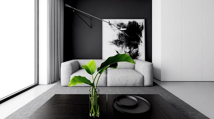 Đơn giản luôn là chiếc chìa khóa mở ra những không gian sang trọng và đẹp. Căn phòng này chứng minh rằng bạn có thể có một phòng khách đầy phong cách mà không cần quá nhiều đồ đạc