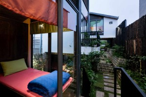 """Nhà Nhím Homestay ở Đà Lạt được A+ Architects tận dụng các vật liệu """"rác"""""""