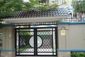 Những lưu ý khi thiết kế cổng sắt