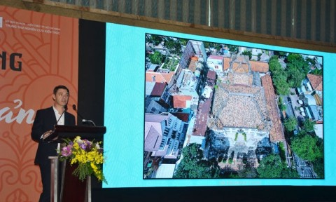 Kiến trúc TP Hồ Chí Minh cần bảo đảm hài hòa giữa giá trị văn hóa và kinh tế