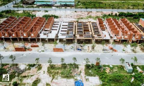 Bình Dương: Hạ tầng thênh thang nhưng giao dịch nhà đất vẫn lặng lẽ, nhiều dự án không một bóng người