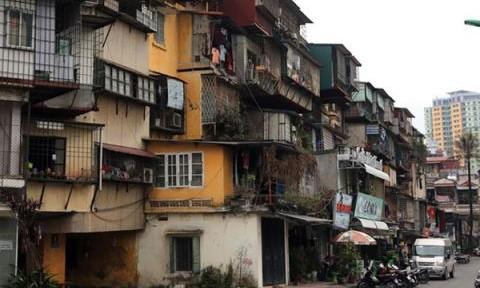 Đột phá cải tạo chung cư Hà Nội: Mật ngọt hay đắng?