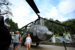 Quy hoạch cản bước du lịch TPHCM