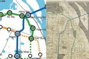 Vị trí ga C9 trong cơ hội phát triển Hà Nội hiện đại, bền vững